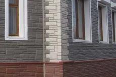 Углы к фасадным панелям