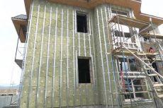 Обрешетка для сайдинга и фасадных панелей